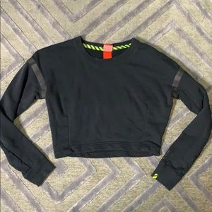 Nike black sweatshirt. Sz XS
